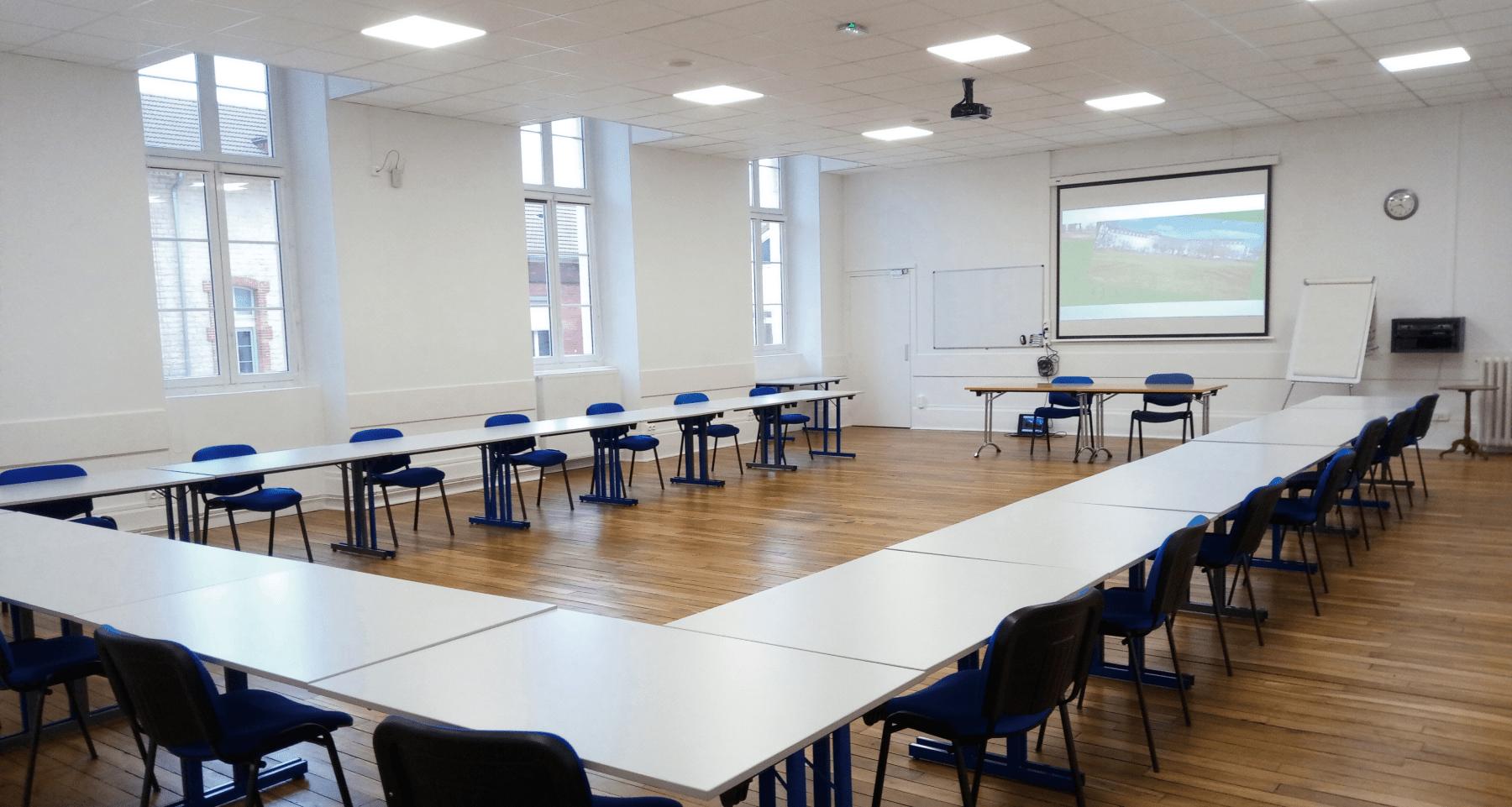 salle Chaume pour vos réunions et formations à Dijon